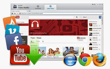 iTube Studio - Download for PC Free