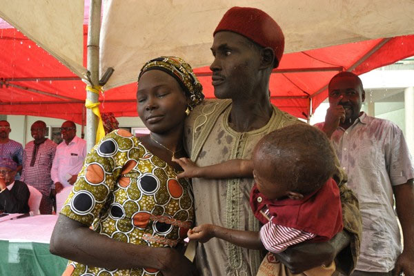 My daughter was pregnant when she was abducted - Chibok girl parent