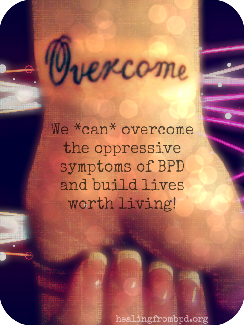 Healing From BPD - Borderline Personality Disorder Blog: Top