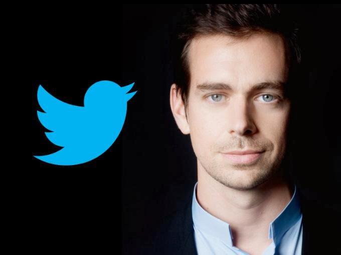 Founder of Twitter jack dorsey
