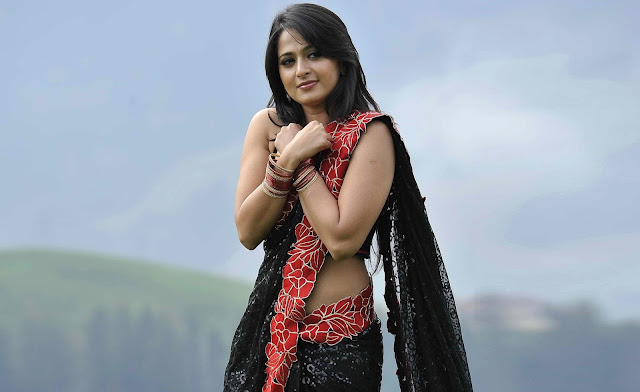 Telugu Actress Anushka Shetty Hd Wallpapers