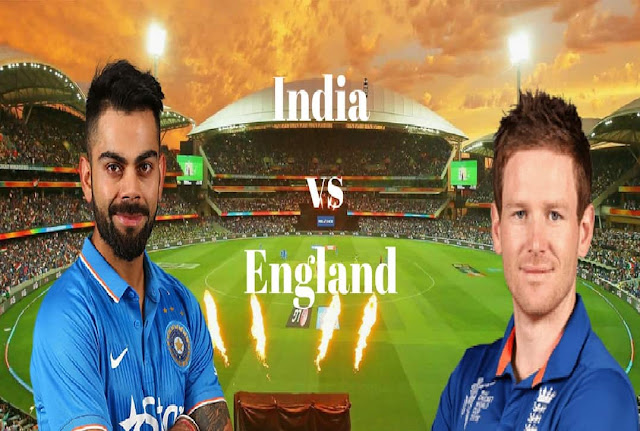 Crictime India vs England