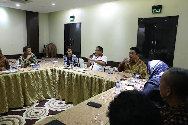 Bupati Muba Segera Bentuk Forum CSR Kesos di Muba