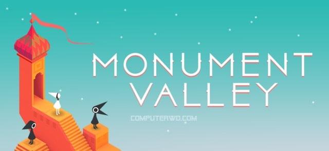 لعبة Monument Valley 1 and 2