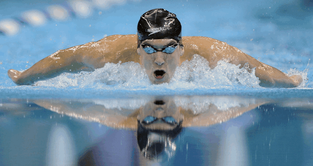 atlet berenang