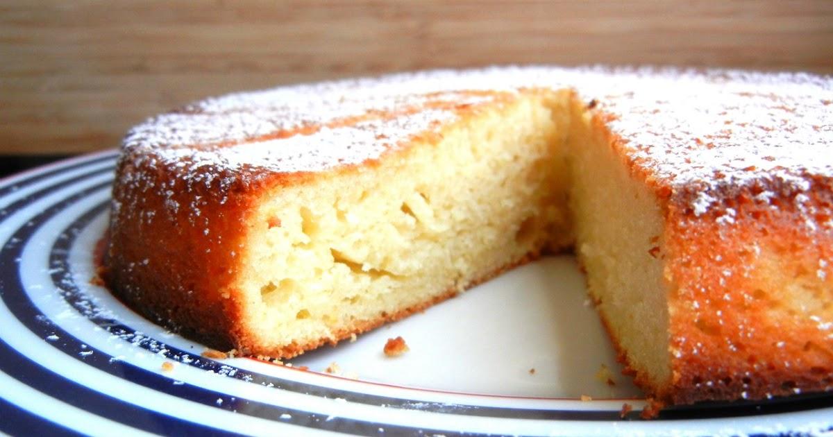Limetten Joghurt Olivenol Kuchen From Snuggs Kitchen