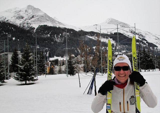 Davos Sveitsi