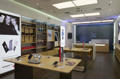 Huawei Opens New Experience Store at SM City San Lazaro