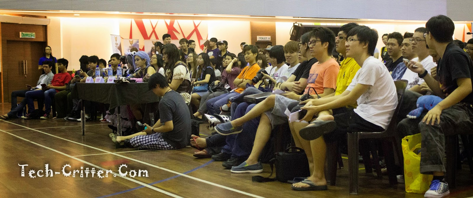 Coverage of PLAY! Convention @ KDU College 224
