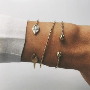 bracelet jonc fantaisie createur