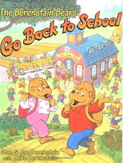 "11 Great ""Back to School"" Books to Read to Your Kids, at Serenity Now"