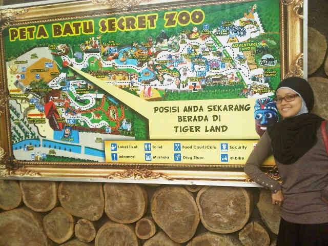 Jalan - jalan ke Batu secret zoo - Malang