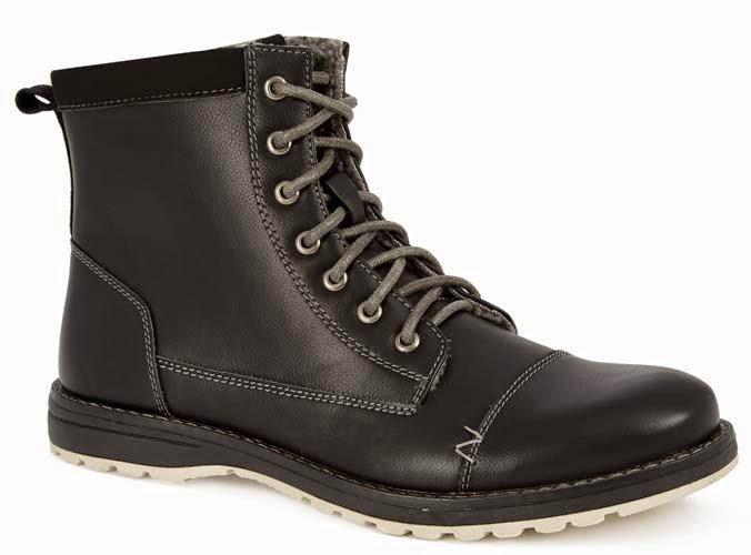 Primark zapatos: botas para hombre
