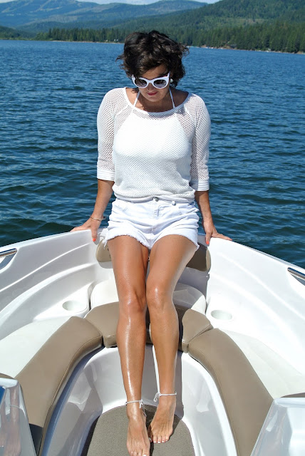 fab 40's, bloggers over 40, #40plusstyle, style over 40, all white, summer look, blogger collab,