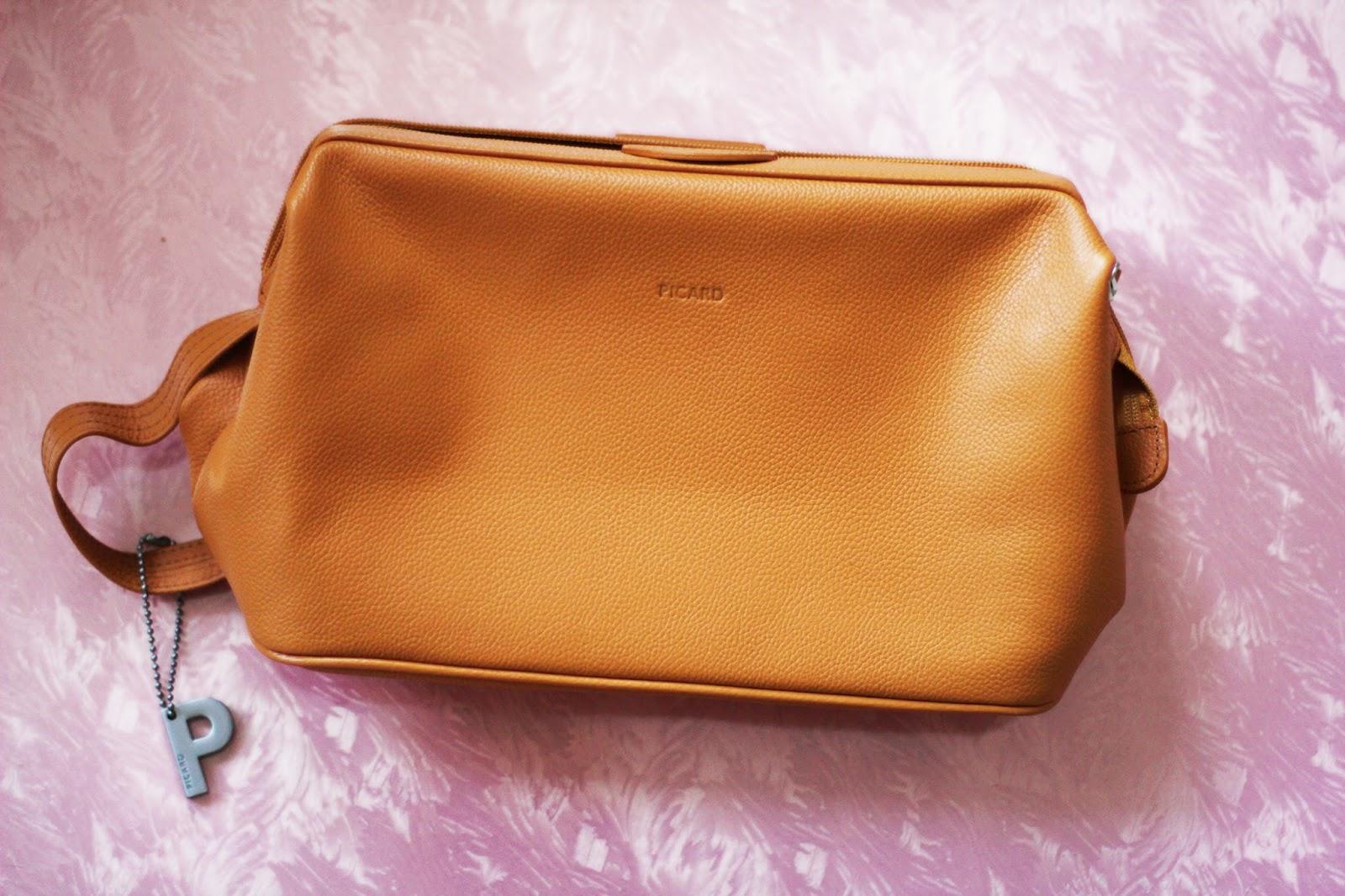 picard kosmetik tasche