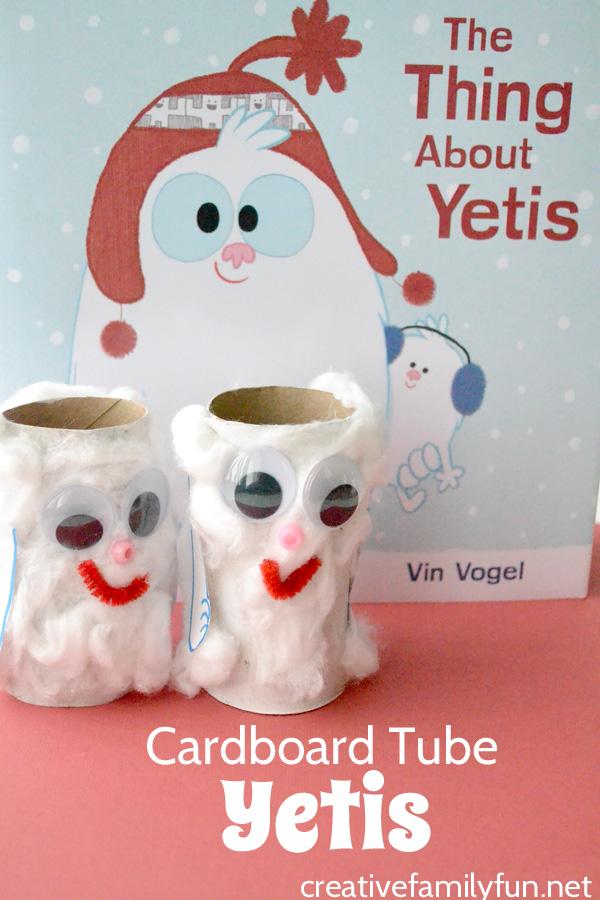 Yetis Craft The World