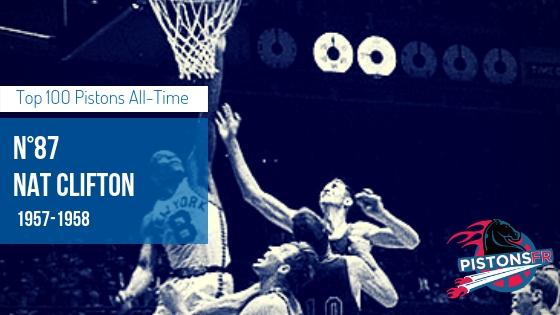 Nat Clifton | PistonsFR, actualité des Detroit Pistons en France