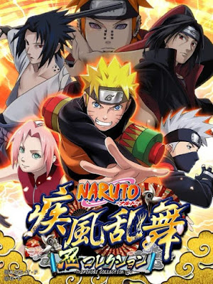 game naruto shinobi collection mod