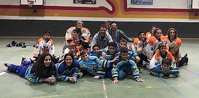 Tigres Hockey Línea Aranjuez