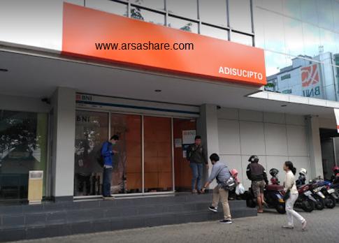 Disini Lokasi Weekend Bank Bni Yogyakarta