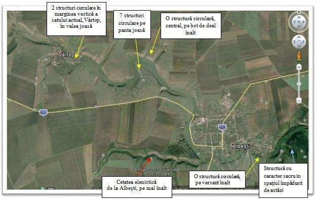 Albesti - Vartop Google Maps