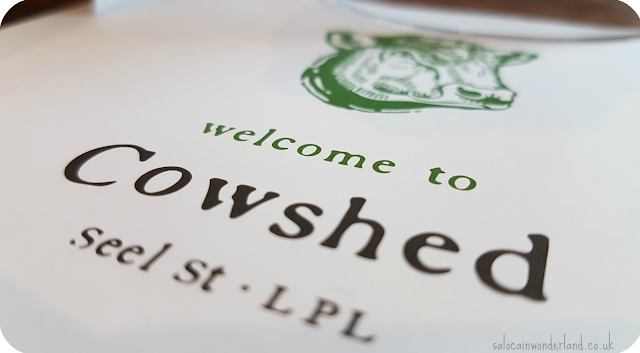 cowshed liverpool review
