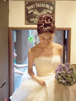 ヘアアレンジ・メイクVol.35~Wedding~