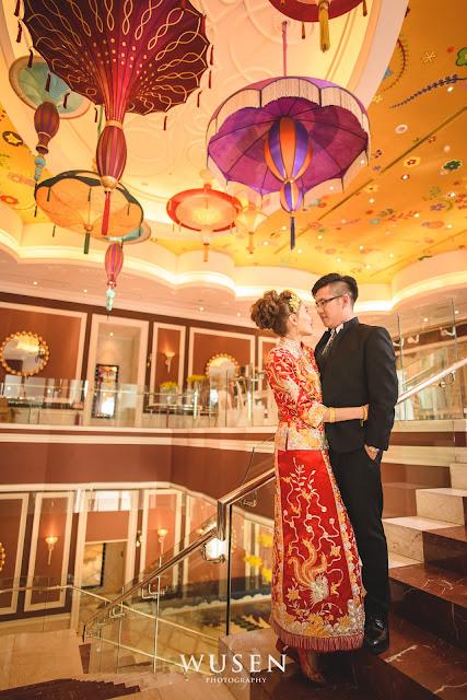 龍鳳褂台中婚攝