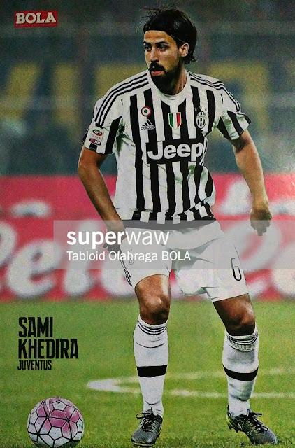 Sami Khedira (Juventus 2015)