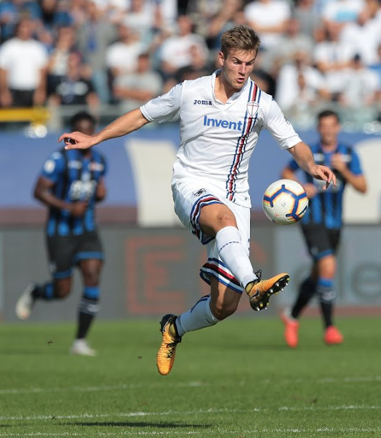 Father Admits Big Transfer Interest For Sampdoria's Andersen