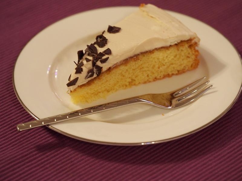 Einfache Tiramisu Torte 26er Springform