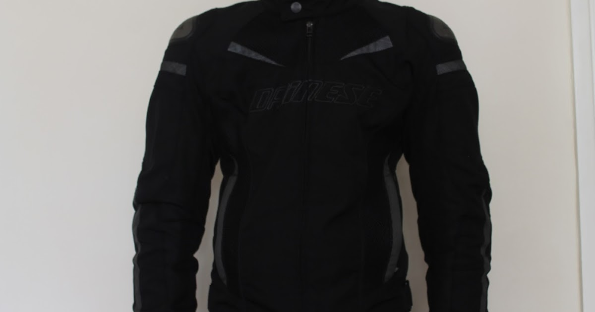 S.L.A.P - Tom: Dainese Super Speed D-Dry jacket review