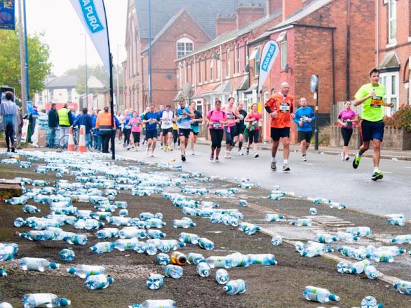 gelesen KW 19 - Vom London Marathon, kleinen Kugeln aus Wasser und wie Big Ben nicht durchs Ziel passt