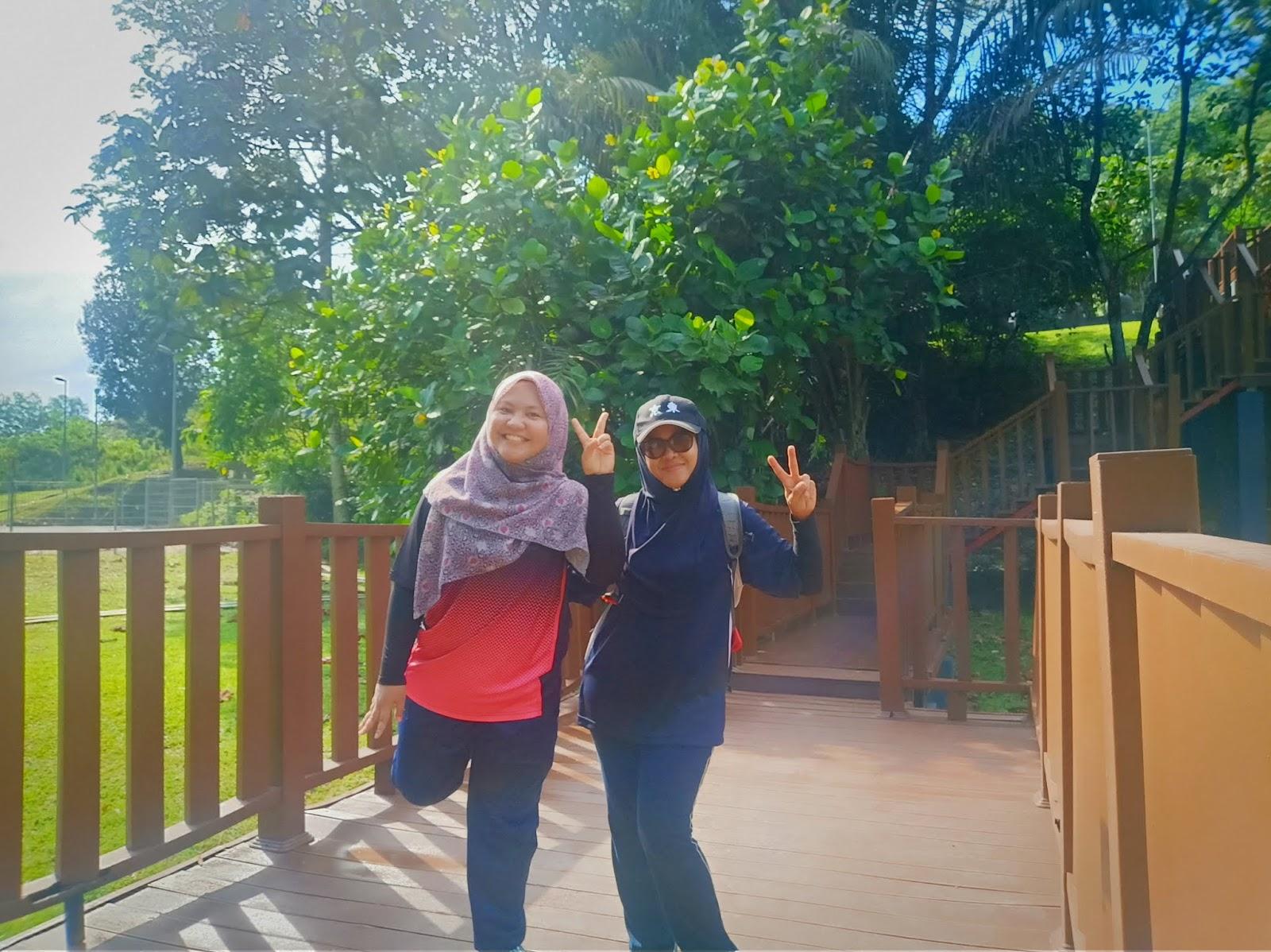 Hiking Hutan Pendidikan Bukit Gasing, Cara ke Hutan Pendidikan Bukit Gasing