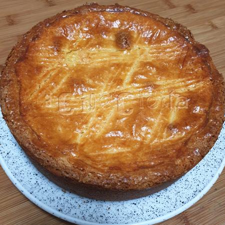 el mejor pastel vasco o lo que es lo mismo Gateau basque