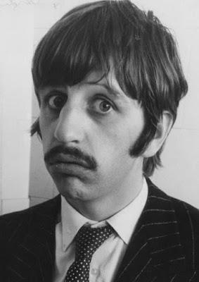 Foto de Ringo Starr de joven