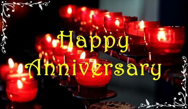Best wedding Anniversary Photos, Images and Quotes - wedding anniversary candles