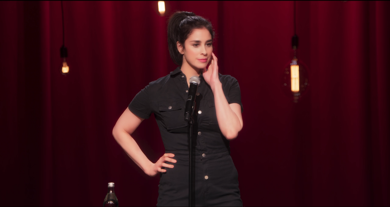 AoM: Movies et al.: Sarah Silverman: A Speck of Dust (2017)