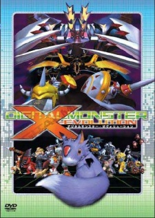 Digimon X-Evolution MP4 Subtitle Indonesia