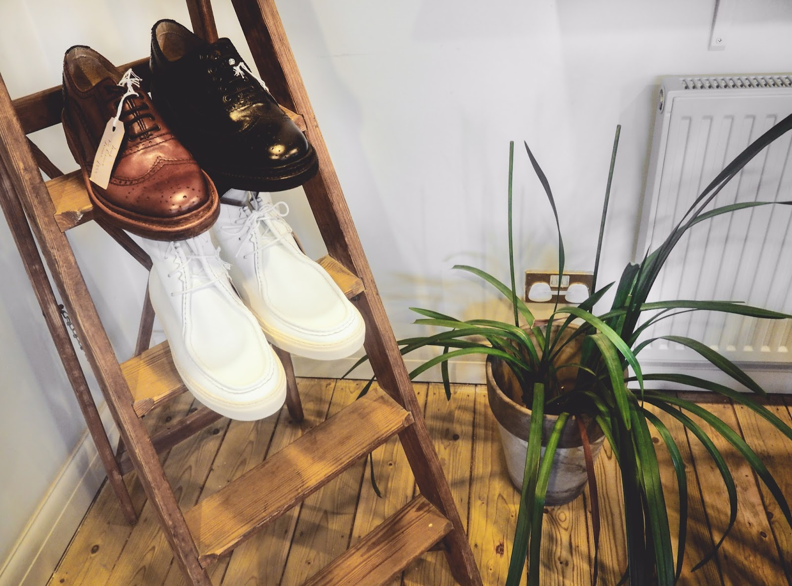Northern Cobbler SS16 collection launch event Leicester