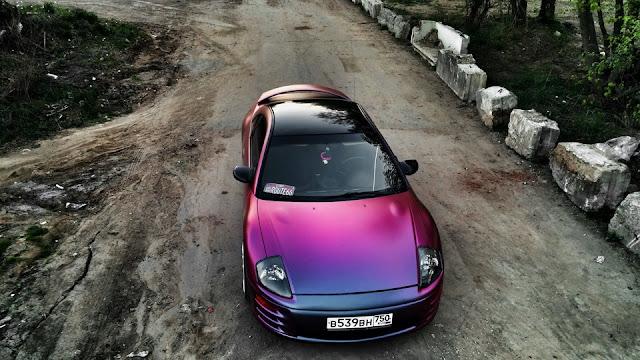 Mitsubishi Eclipse 3G, D50, coupe