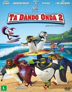 Tá Dando Onda 2 - HDRip Dual Áudio