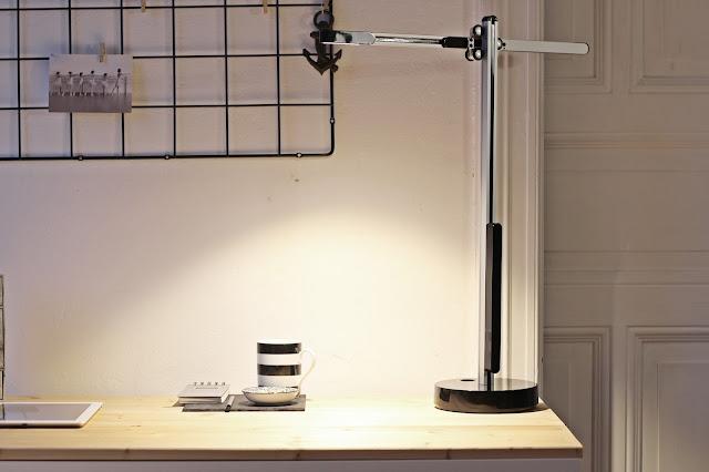 Neue Dyson Desk Lamp auf Blog Fleur et Fatale aus Stuttgart und Kiel