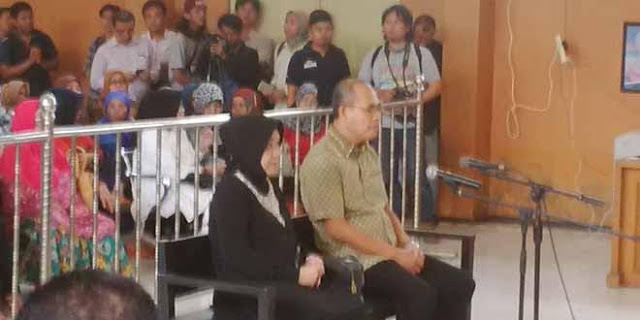 Fahri Divonis 3 Tahun Penjara