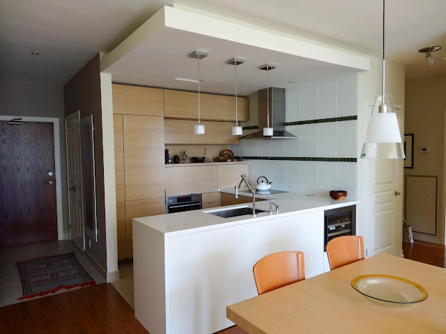 Thoroughly Modern Kitchen, Only Warmer New Design