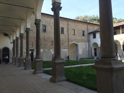 Inside Monastero di Astino