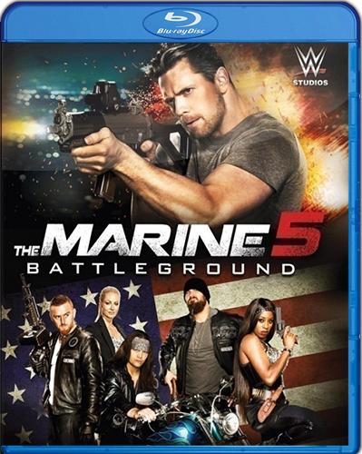 The Marine 5: Battleground [2017] [BD25] [Subtitulado]