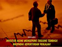 Investor Asing Mengepung Tanjung Tembaga Waspadai Kepentingan Penjajah
