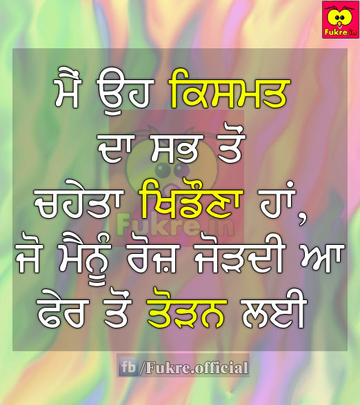 Life Quotes In Punjabi