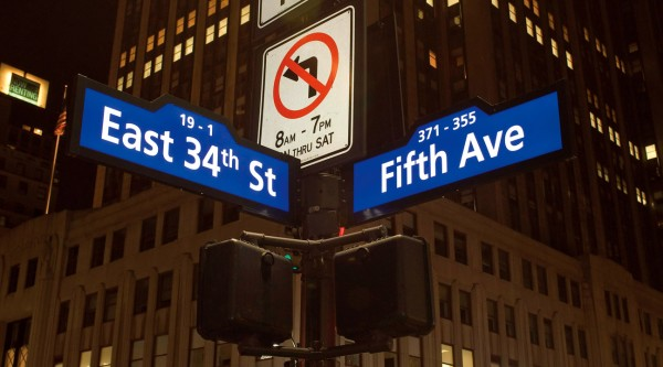 160 East 34th Street Directions